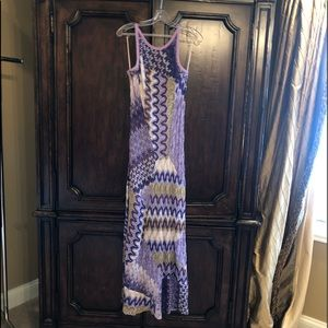 Missoni gown. Made in Italy. Size 40